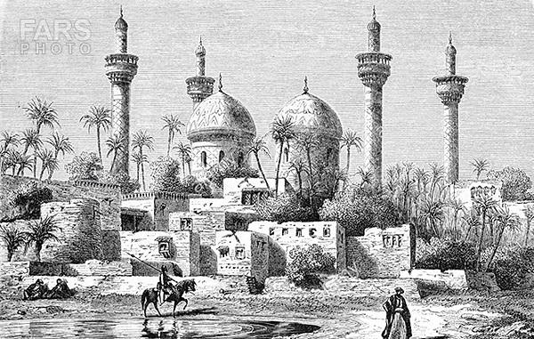 بازسازی عتبات در عصر شاه اسماعیل صفوی